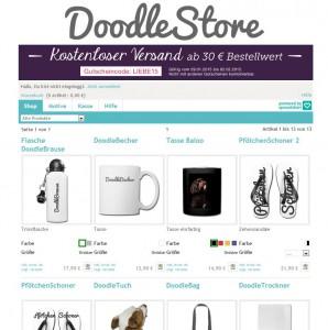 DoodleStore